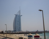 Burj Al Arab hotel (Tower of Arabs)
