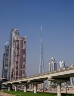 Burj Khalifa-Tallest building in the World!