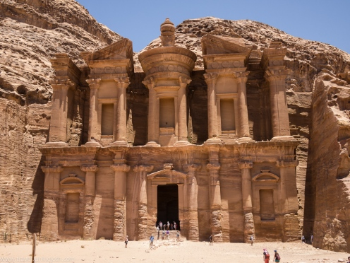 The Library, Petra